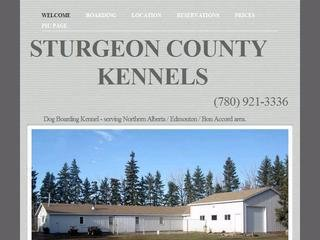 Sturgeon County Kennels, 56124 RR 241 , AB, Bon Accord