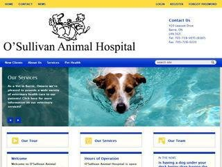 O'Sullivan Animal Hospital, 420 Leacock Dr , ON, Barrie
