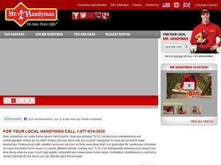 Mr Handyman of South Mississauga, 6-1500 Upper Middle Rd W , 359, ON, Oakville