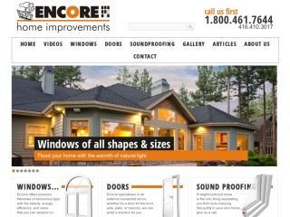 Encore Home Improvements, 500 Alden Rd , Unit #6, ON, Toronto