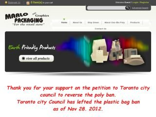 Marlo Packaging, 6923 Speedvale Ave .W , ON, Breslau