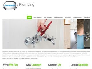 Lampert Plumbing, 25 Wingold Ave , Unit #1b, ON, North York