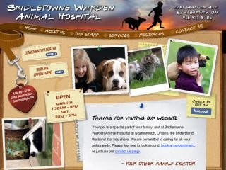 Bridletowne Warden Animal Hospital, 2261 Warden Ave , ON, Scarborough