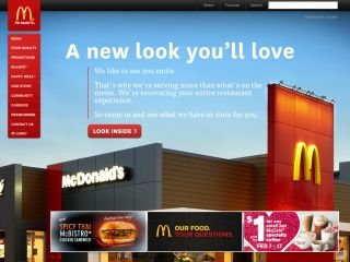 McDonald's, 3773 Strandherd Rd , ON, Nepean
