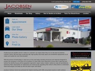 Jacobsen Collision Centre, 1110 Leathead Rd , BC, Kelowna