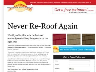 Classic Products Roofing Systems Inc., 2285 Wyecroft Road , ON, Oakville