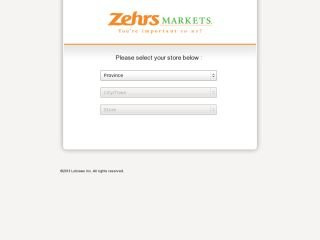 Zehrs Markets, 1005 Ottawa St N , ON, Kitchener