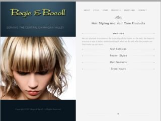 Bogie & Bacall Hair Design, 2271 Harvey Ave , BC, Kelowna