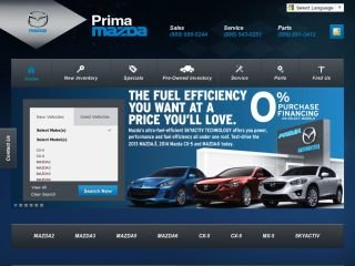 Prima Mazda, 7635 Martin Grove Rd , ON, Woodbridge
