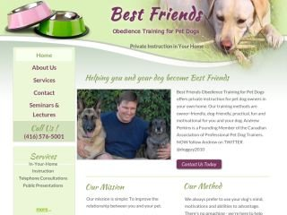 Best Friends Obedience Training , ON, Mississauga