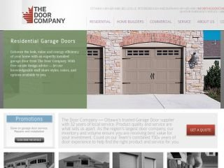 The Door Company, 9236 Castor Rd , ON, Metcalfe