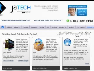 Jatech Web Design , ON, Toronto