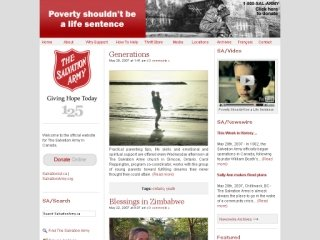 Salvation Army, 44 Nelson St W , ON, Brampton