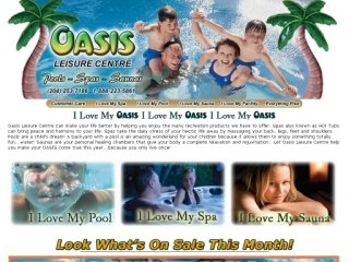 Oasis Leisure Centre, 1000 St Anne's Road , MB, Winnipeg
