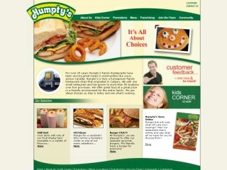 Humpty's Family Restaurant, 511 Mcknight Blvd NE , AB, Calgary