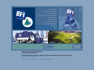 Bfi Canada, 1 Mcknight Rd , ON, Oshawa