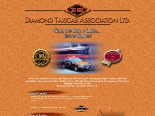 Diamond Taxi, 251 Queen Street East , ON, Toronto