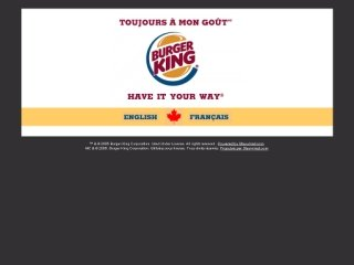 Burger King, 920 Dundas St E #A , ON, Mississauga