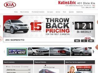 401 Dixie Kia, 5505 Ambler Drive , ON, Mississauga