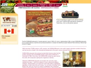 Subway Sandwiches, 137 Highway 33 W , BC, Kelowna