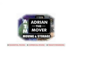 Adrian the Mover , 138 - 7 Ingram Drive , ON, Toronto
