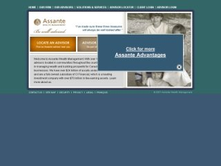 Assante Wealth Management, 120 Matheson Blvd E #102 , ON, Mississauga
