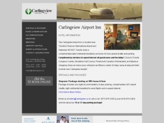 Carlingview Airport Inn, 221 Carlingview Drive , ON, Toronto