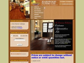 Brampton Hardwood Floors Ltd. , 59 Bramalea Rd , ON, Brampton