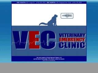 Veterinary Emergency Clinic, 920 Yonge St #117 , ON, Toronto