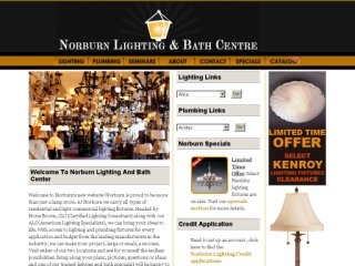 Norburn Lighting, 4600 East Hastings , BC, Burnaby