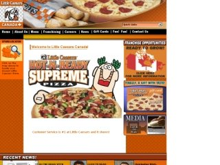 Little Caesars Pizza, 3100 Winston Churchill Blvd , ON, Mississauga