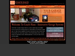 Coach Haus Innovative Garage Systems, 99 Avenue Road , Suite 302, ON, Toronto
