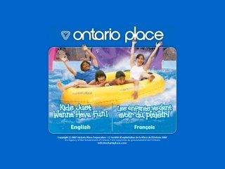 ONTARIO PLACE, 955 Lakeshore Blvd. West , ON, Toronto