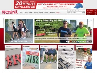 Running Room Canada Inc, 2095 Pembina Hwy , MB, Winnipeg