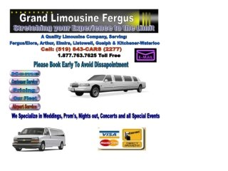 Grand  Limousine , ON, Toronto