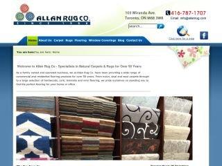 Allan Rug Company Ltd, 103 Miranda Ave , ON, York