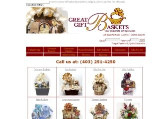 Great Gift Baskets, 147 Panorama Hills Way North-West , AB, Calgary