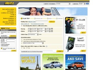 Hertz Rent A Car, 30440 Liberator Ave , BC, Abbotsford