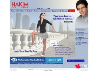 Hakim Optical, 1270 Finch Ave W #3 , ON, North York