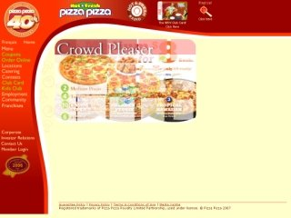 Pizza Pizza, 360 Bayfield St , ON, Barrie