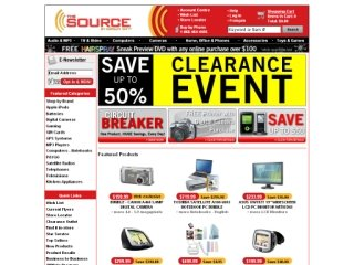 The Source by Circuit City, 4809 50 Ave , AB, Leduc