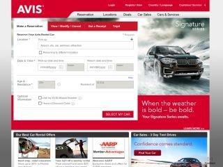 Avis Car & Truck Rental, 1 Convair Dr E , ON, Etobicoke