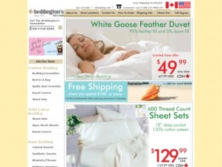 Beddington's Bed & Bath, 2440 Yonge St , ON, Toronto