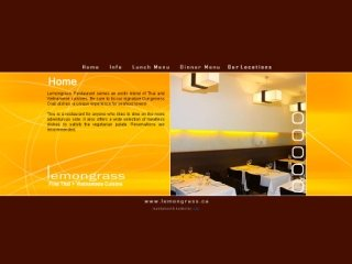 Lemongrass, 1630 Bayview Ave. , ON, Toronto
