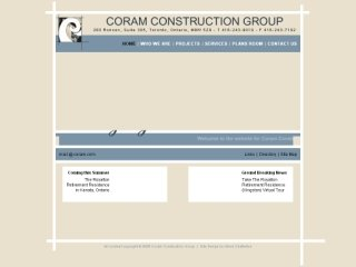 Coram Construction, 200 Ronson Dr , ON, Etobicoke