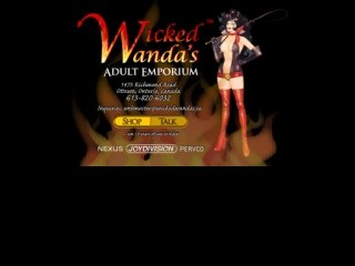 Wicked Wanda's, 382 Bank Street , ON, Ottawa