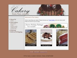 The Cakery, 1188 Countrystone Dr , ON, Kitchener