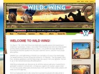 Wild Wing, 20 Fred Varley , ON, Unionville