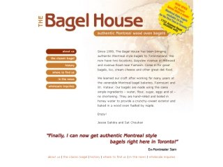 The Bagel House, 1722 Avenue Road , ON, Toronto