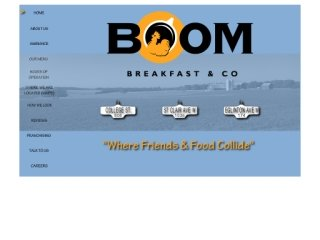 Boom Breakfast & Co., 174 Eglinton Ave. West , ON, Toronto